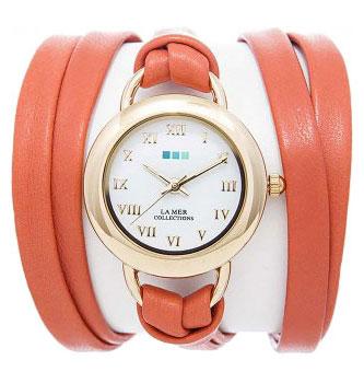fashion наручные  женские часы La Mer LMSATURN1502. Коллекция На длинном ремешке