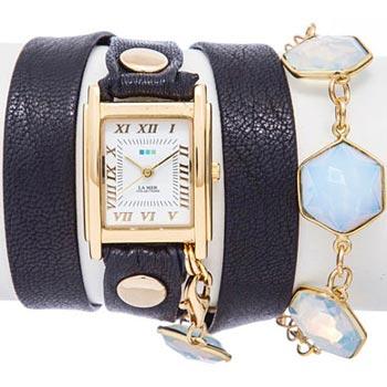 fashion наручные  женские часы La Mer LMSBY005. Коллекция На длинном ремешке