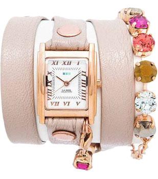 fashion наручные  женские часы La Mer LMSCW1501. Коллекция С цепочками и подвесками
