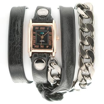 fashion наручные  женские часы La Mer LMSCW6003. Коллекция С цепочками и подвесками