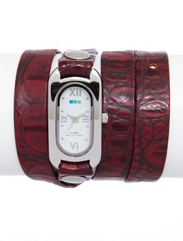 fashion наручные  женские часы La Mer LMSOHO3003. Коллекция На длинном ремешке