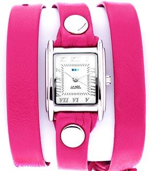 fashion наручные  женские часы La Mer LMSTW1001X. Коллекция На длинном ремешке