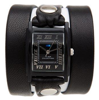 fashion наручные  женские часы La Mer LMSTW1005X. Коллекция На длинном ремешке