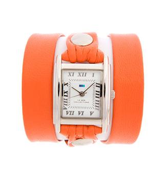 fashion наручные  женские часы La Mer LMSTW1010. Коллекция На длинном ремешке