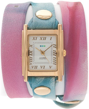 fashion наручные  женские часы La Mer LMSTW3000. Коллекция На длинном ремешке