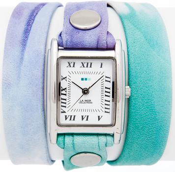 fashion наручные  женские часы La Mer LMSTW3001. Коллекция На длинном ремешке