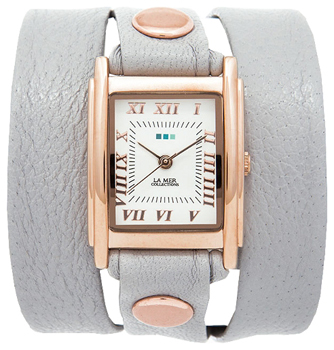 fashion наручные  женские часы La Mer LMSTW3003. Коллекция На длинном ремешке
