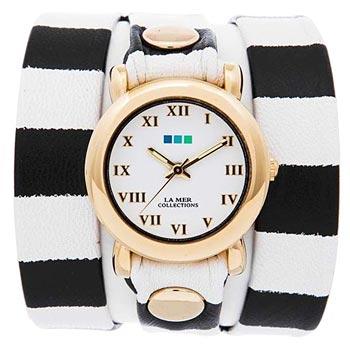 fashion наручные  женские часы La Mer LMSTW4002. Коллекция На длинном ремешке