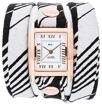 fashion наручные  женские часы La Mer LMSTW4005. Коллекция На длинном ремешке
