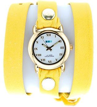 fashion наручные  женские часы La Mer LMSTW5005X. Коллекция На длинном ремешке