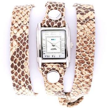 fashion наручные  женские часы La Mer LMSTW6000X. Коллекция На длинном ремешке