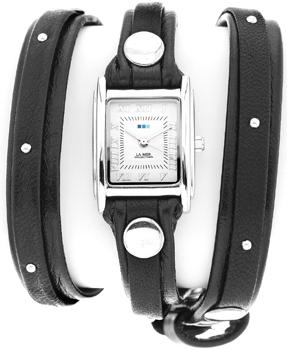 fashion наручные  женские часы La Mer LMSW1000. Коллекция С клепками