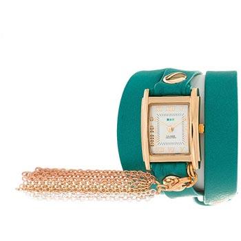 fashion наручные  женские часы La Mer LMTASSLE001A. Коллекция С цепочками и подвесками