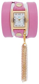 fashion наручные  женские часы La Mer LMTASSLE001B. Коллекция С цепочками и подвесками