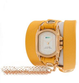 fashion наручные  женские часы La Mer LMTASSLE001C. Коллекция С цепочками и подвесками