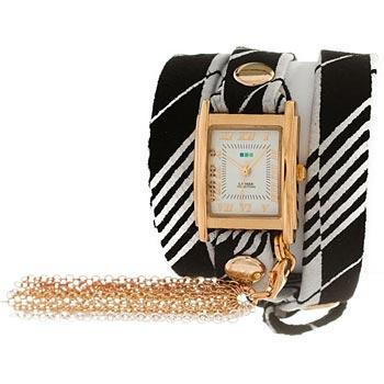 fashion наручные  женские часы La Mer LMTASSLE001D. Коллекция С цепочками и подвесками
