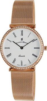 Швейцарские наручные  женские часы Jacques du Manoir LORPM.50. Коллекция Cocktail