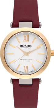 Швейцарские наручные  женские часы Remark LR709.02.14. Коллекция Ladies collection