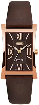 Швейцарские наручные  женские часы Taller LT630.3.123.08.1. Коллекция Grace