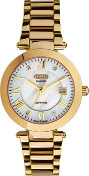 Швейцарские наручные  женские часы Taller LT691.2.112.11.2. Коллекция Muse