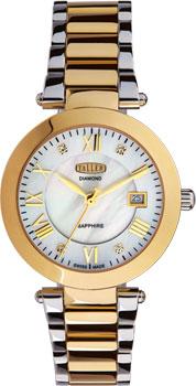 Швейцарские наручные  женские часы Taller LT691.4.112.13.2. Коллекция Muse
