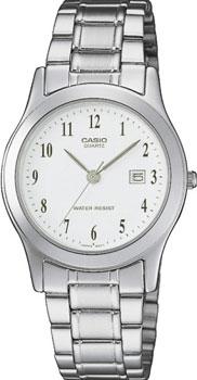 Японские наручные  женские часы Casio LTP-1141PA-7B. Коллекция Standard Analog