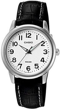 Японские наручные  женские часы Casio LTP-1303PL-7B. Коллекция Standard Analog