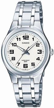 Японские наручные  женские часы Casio LTP-1310PD-7B. Коллекция Standard Analog