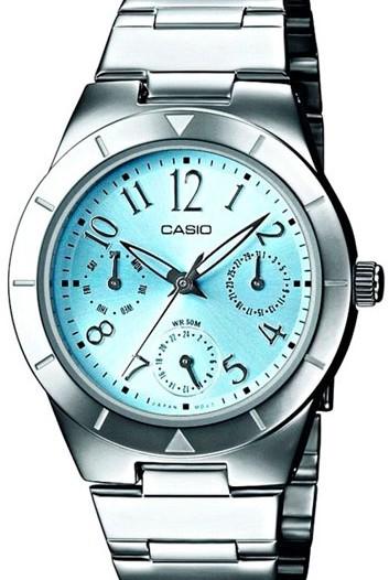 Женские японские наручные часы в коллекции Collection Casio