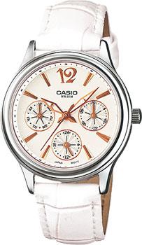 Японские наручные  женские часы Casio LTP-2085L-7A. Коллекция Standard Analog