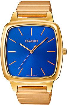 Японские наручные  женские часы Casio LTP-E117G-2A. Коллекция Standard Analog