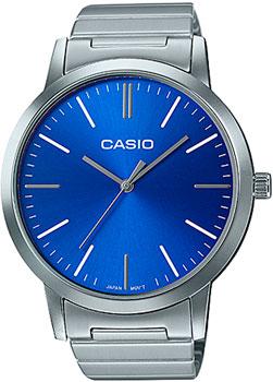 Японские наручные  женские часы Casio LTP-E118D-2A. Коллекция Standard Analog