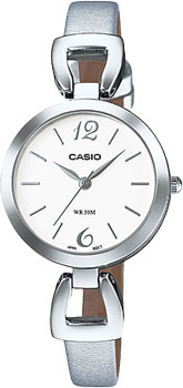 Японские наручные  женские часы Casio LTP-E402L-7A. Коллекция Standard Analog