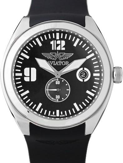 Мужские наручные швейцарские часы в коллекции Mig-25 Foxbot Aviator
