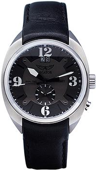 Швейцарские наручные  мужские часы Aviator M.1.14.0.087.4. Коллекция Mig-21 Fishbed