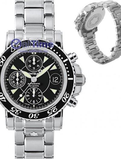 Мужские наручные швейцарские часы в коллекции Sport Montblanc