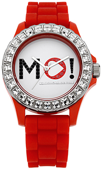 fashion наручные  женские часы Morgan M1120R. Коллекция M_Crystal