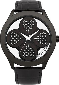 fashion наручные  женские часы Morgan M1133BBBR. Коллекция SS-2012