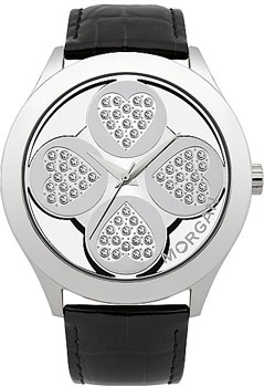 fashion наручные  женские часы Morgan M1133BBR. Коллекция SS-2012
