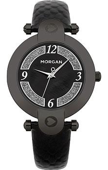 fashion наручные  женские часы Morgan M1134BBBR. Коллекция SS-2012