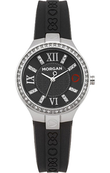 fashion наручные  женские часы Morgan M1138BBR. Коллекция SS-2012