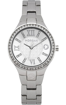 fashion наручные  женские часы Morgan M1138SMBR. Коллекция SS-2012