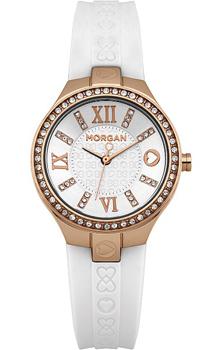fashion наручные  женские часы Morgan M1138WGBR. Коллекция SS-2012