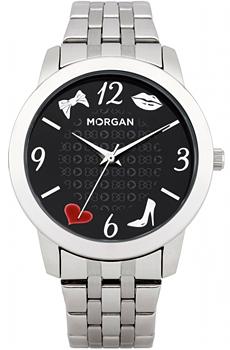 fashion наручные  женские часы Morgan M1140BM. Коллекция Tomboy