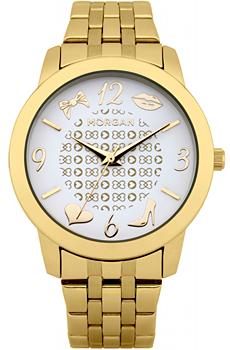 fashion наручные  женские часы Morgan M1140GM. Коллекция Tomboy