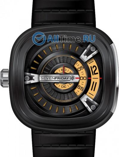 Мужские наручные швейцарские часы в коллекции M-Series SEVENFRIDAY