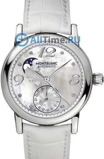 Женские наручные швейцарские часы в коллекции Star Montblanc
