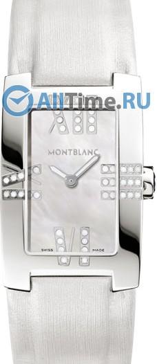 Женские наручные швейцарские часы в коллекции Profile Montblanc