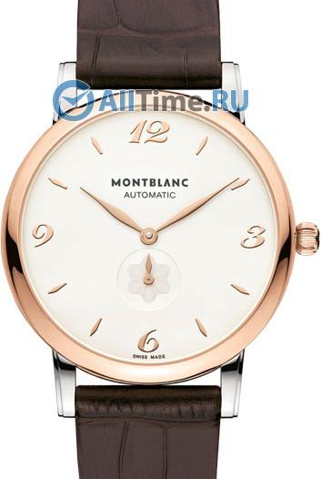 Мужские наручные швейцарские часы в коллекции Star Montblanc