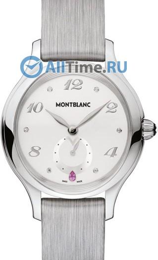 Женские наручные швейцарские часы в коллекции Princesse Grace de Monaco Montblanc
